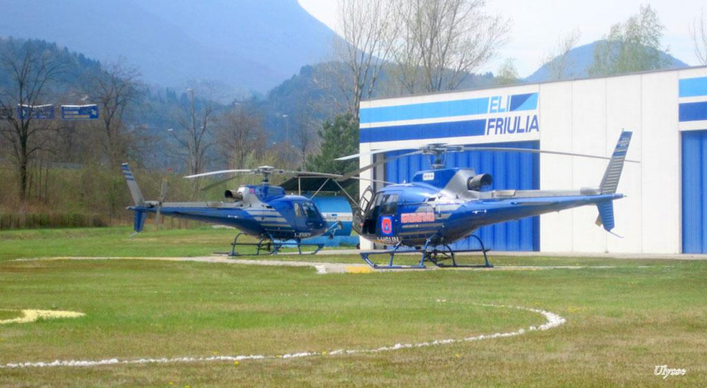 Hélicoptères divers- Italie 1204281205451370509776823