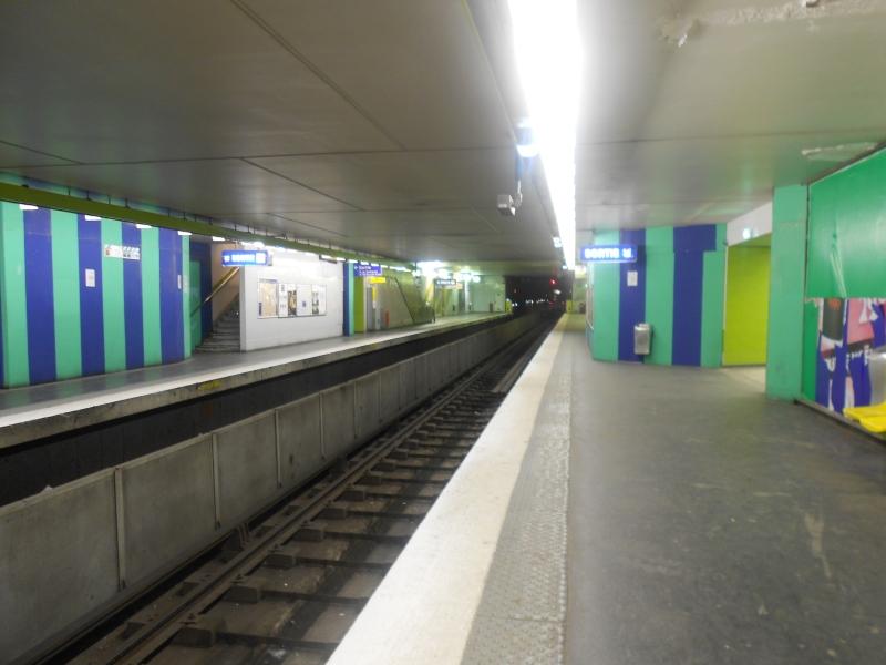 Métro Villejuif Louis Aragon ligne 7