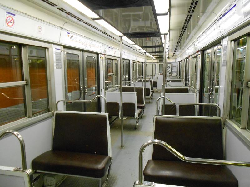 Pin interieur rame metro de parisjpg on pinterest for Metro interieur