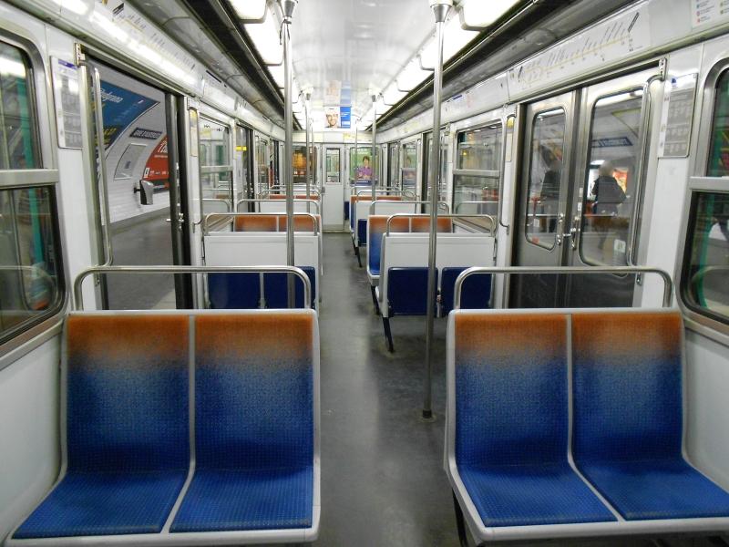 Intérieur MF67 Ligne 10 12