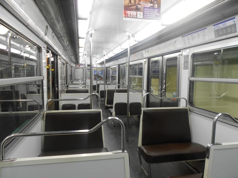 Intérieur MF67 Ligne 2