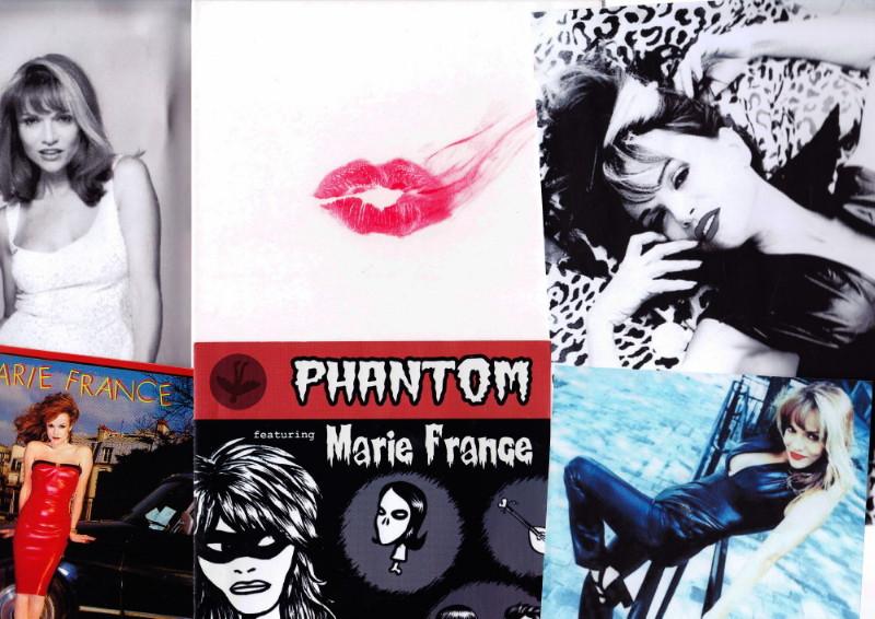 Re: marie france &; fantômes 18/05/2013 réservoir : compte rendu