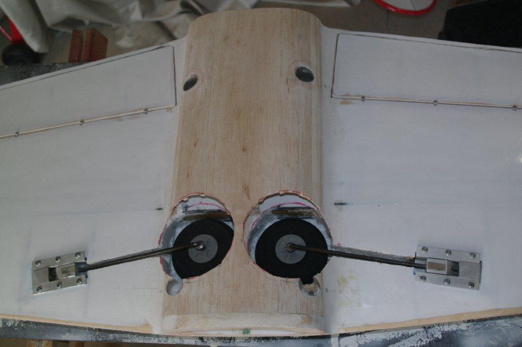 La construction du Caudron C561 au 1/3 - Page 2 120507101537912039820819