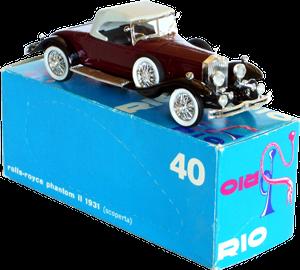 Rolls-Royce Phantom II Rio