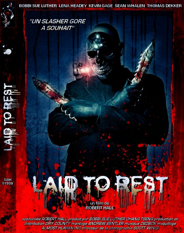 [MULTI] Laid to Rest [VOSTFR] [DVDRiP]