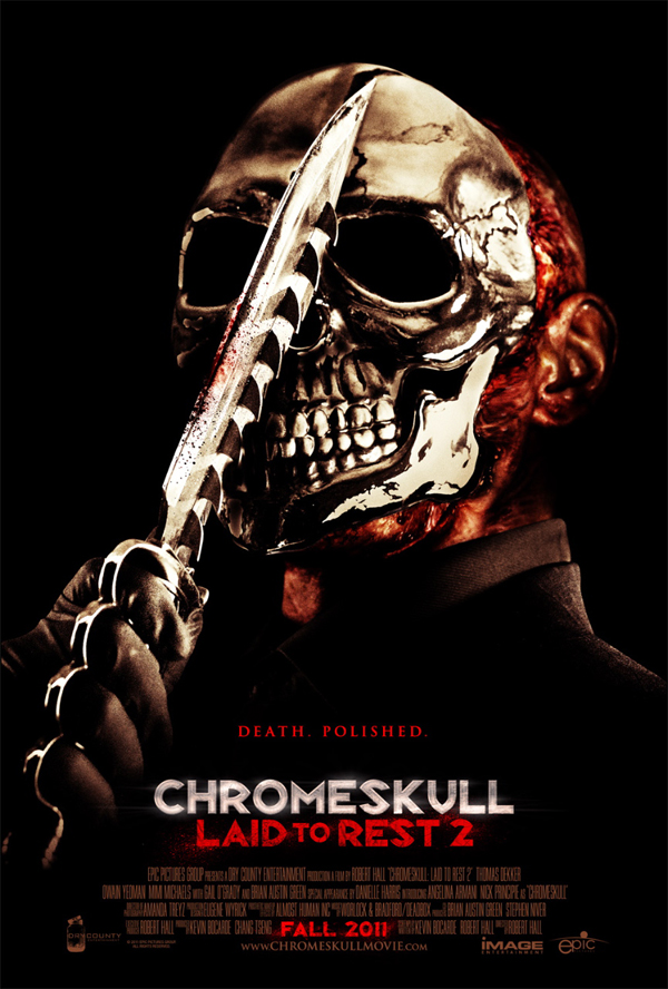 [MULTI] ChromeSkull: Laid to Rest 2 [VOSTFR] [DVDRiP]