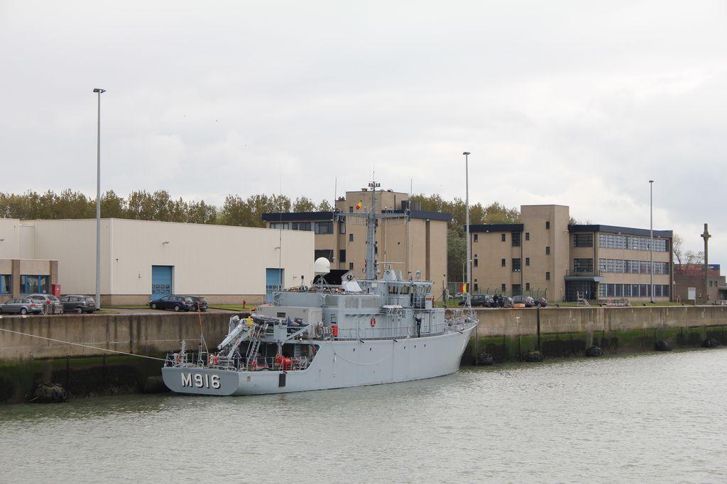 Visite à Zeebrugge, et à sa base navale 1205131243541394009845803