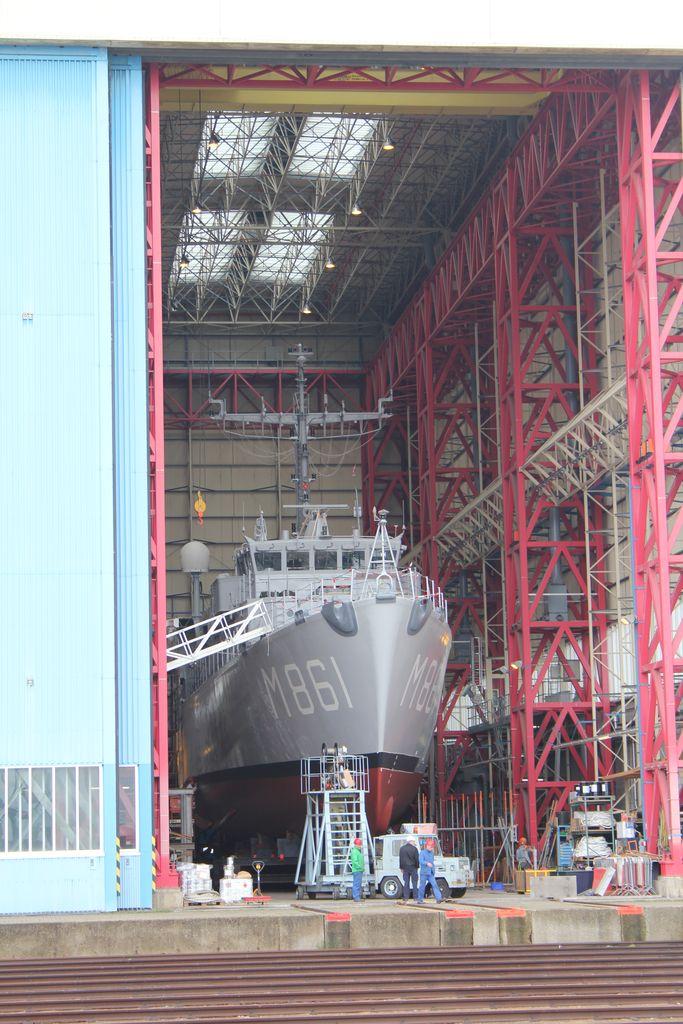 Visite à Zeebrugge, et à sa base navale 1205131243561394009845805
