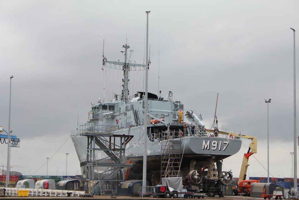 Visite à Zeebrugge, et à sa base navale 1205131244011394009845809