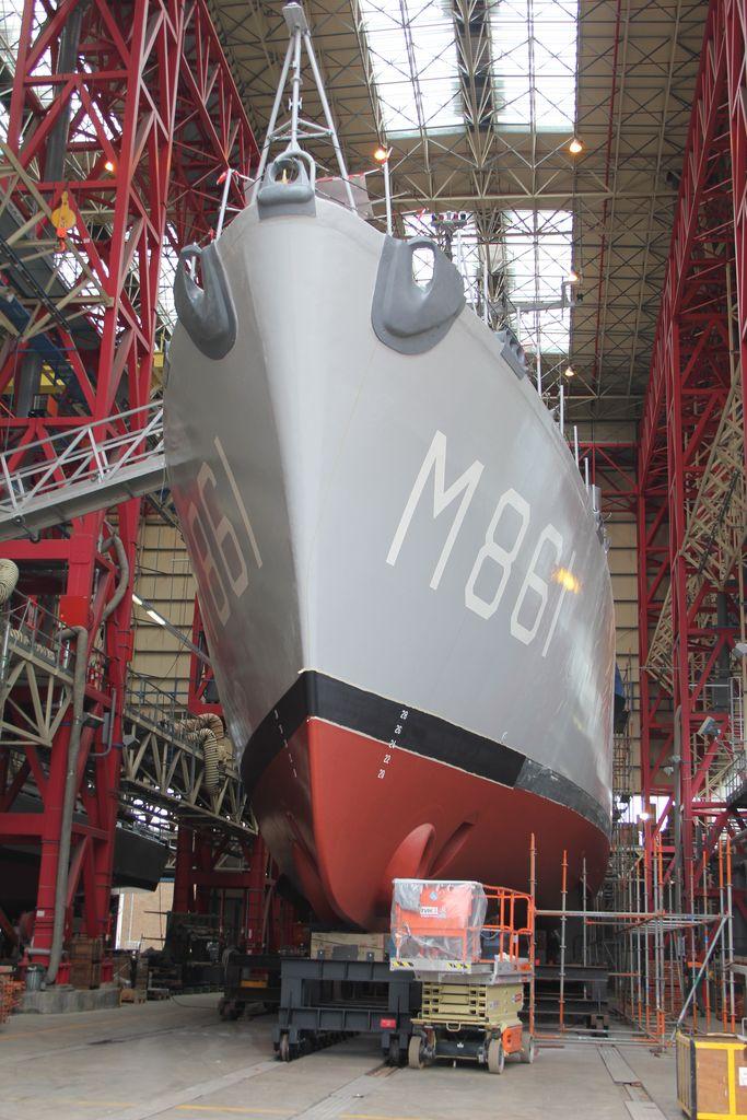 Visite à Zeebrugge, et à sa base navale 1205131244021394009845810