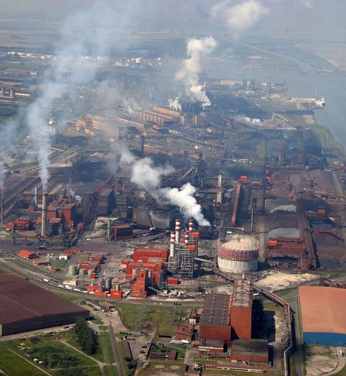 De slechte milieukwaliteit van Duinkerke 1205140942021419619849771