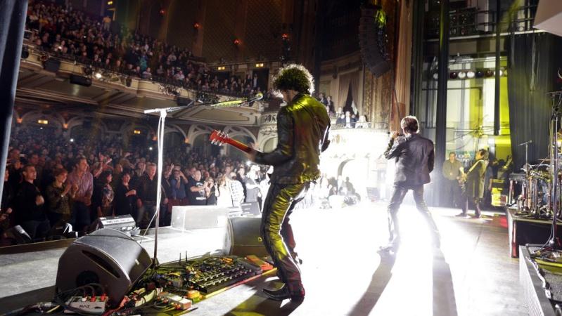 "Set list ""TOUR 2012"" JOHNNY HALLYDAY 24/04/2012 Orpheum Theatre (Los Angeles) 1205150925501423619854340"