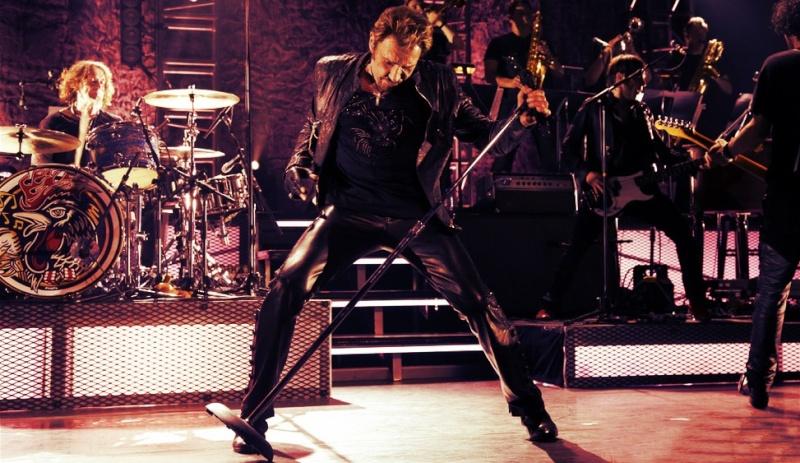 "Set list ""TOUR 2012"" JOHNNY HALLYDAY 24/04/2012 Orpheum Theatre (Los Angeles) 1205150925501423619854341"