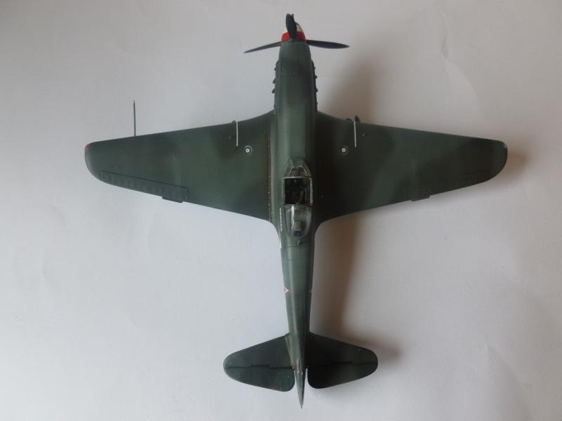 le yak-9 T de Roland de la Poype, maquette au 1/48 1205190531241476839872534