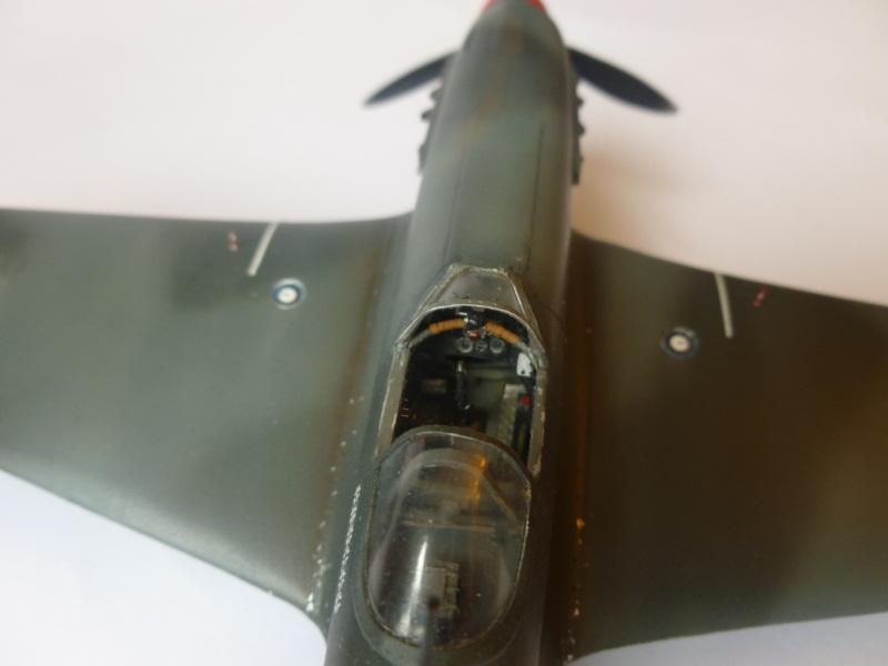 le yak-9 T de Roland de la Poype, maquette au 1/48 1205190531251476839872537