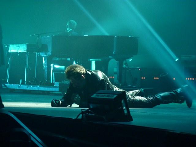 "Set list ""TOUR 2012"" JOHNNY HALLYDAY 24/04/2012 Orpheum Theatre (Los Angeles) 1205200305291423619876119"