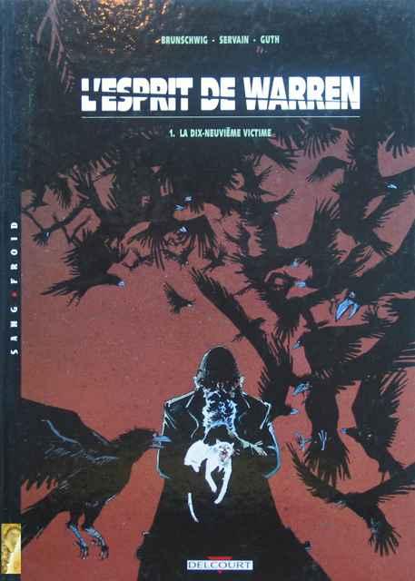 L'esprit de Warren[CBR]