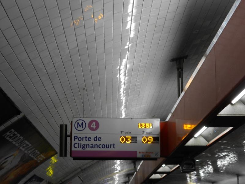 SIEL ligne 4 métro