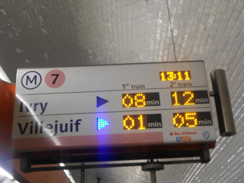 SIEL ligne 7 métro