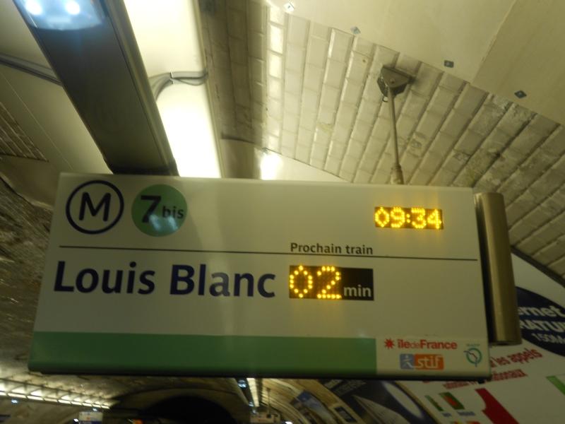 SIEL ligne 7bis métro