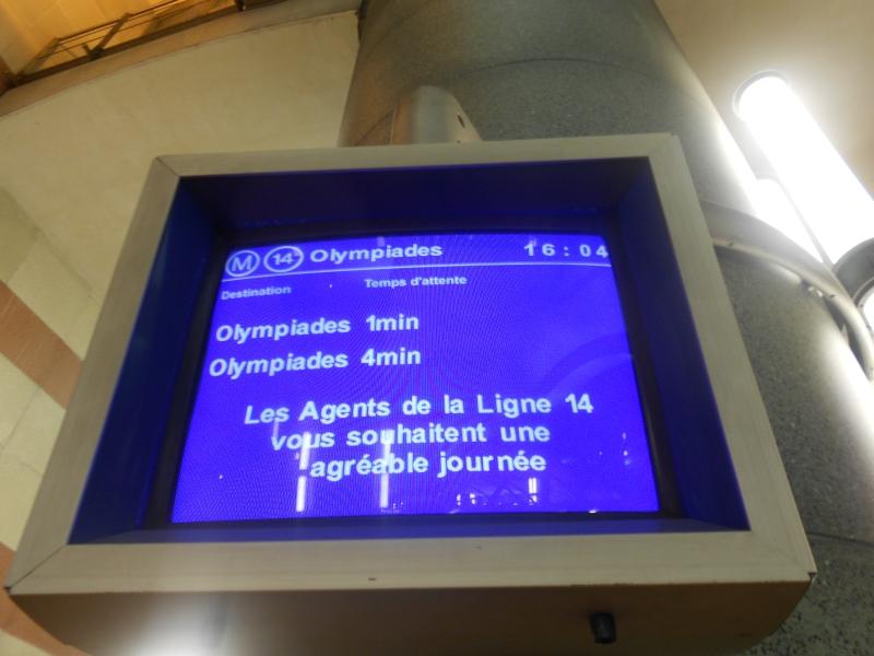 SIEL ligne 14 métro