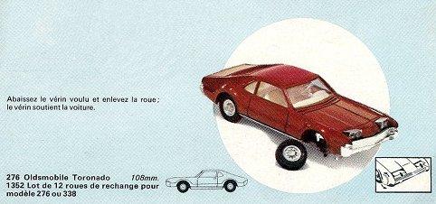 Autre extrait du catalogue 1971