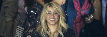1205260220051432129903485 Shakira au match FC Barcelone vs Bilbao   Vidéo
