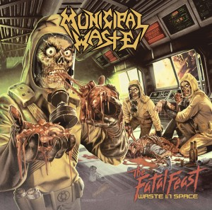 Municipal Waste @ Paris