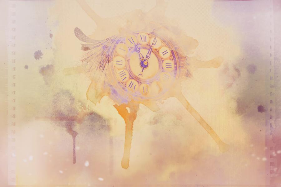Des textures avec des horloges ♪ 1206030729061464529938324