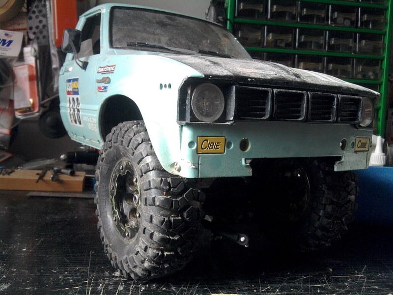 [Losi Mini Rock Crawler] Toyota Hilux, ponts Losi Mini Rock Crawler 120604121445228119939627