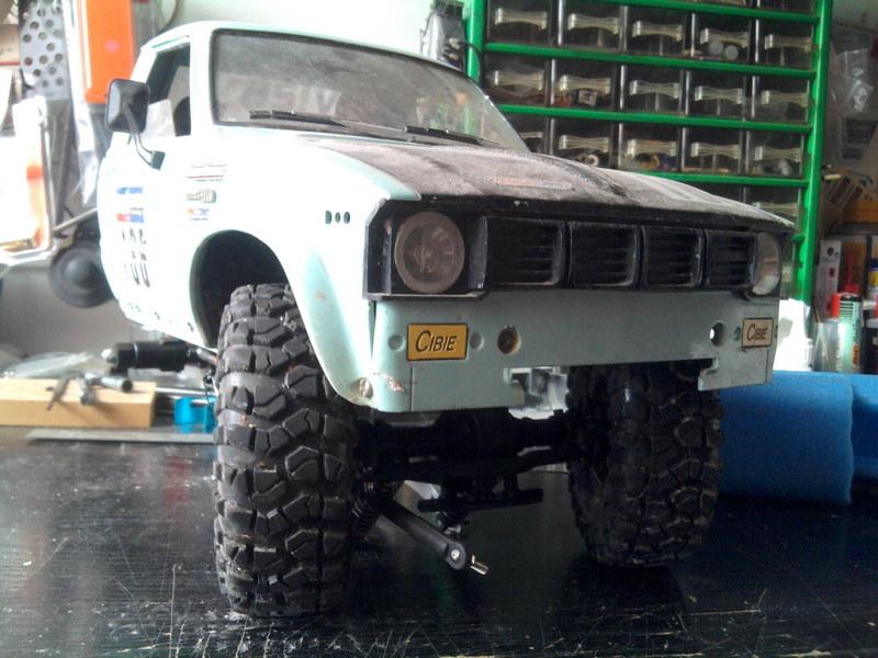 [Losi Mini Rock Crawler] Toyota Hilux, ponts Losi Mini Rock Crawler 120604121445228119939629