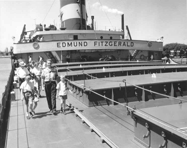 Minéralier SS Edmund Fitzgerald 1206050958481507929947393