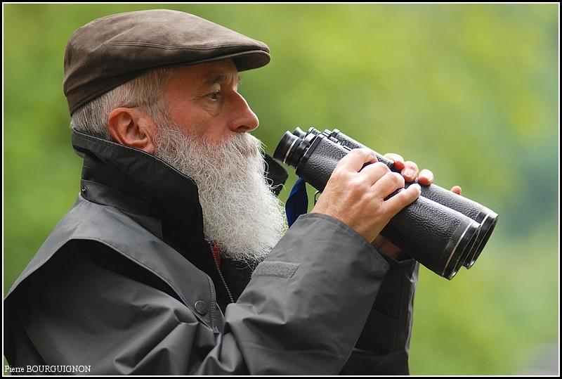 Pierre BOURGUIGNON, photographe animalier belge