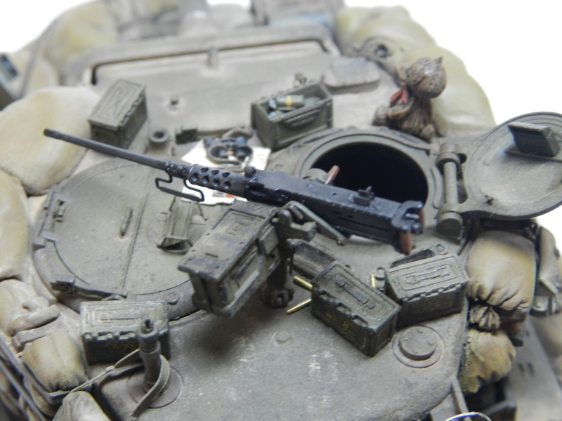 SHERMAN M4A3 (76)W 3 ARMORED DIVISION  TASCA 1/35 (1 ère version) 1206090404301506389961606