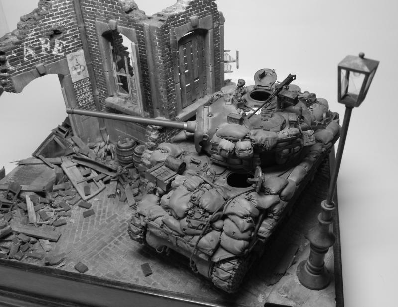 DECOR POUR MON DIORAMA  armée US Nord de la France 1944 - Page 2 1206090656071506389962328