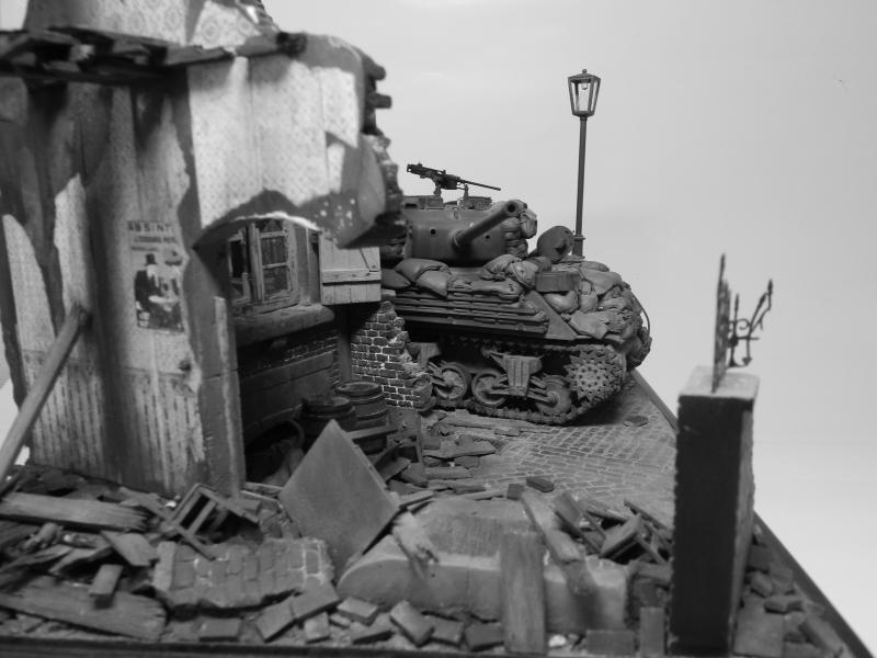 DECOR POUR MON DIORAMA  armée US Nord de la France 1944 - Page 2 1206090658041506389962336