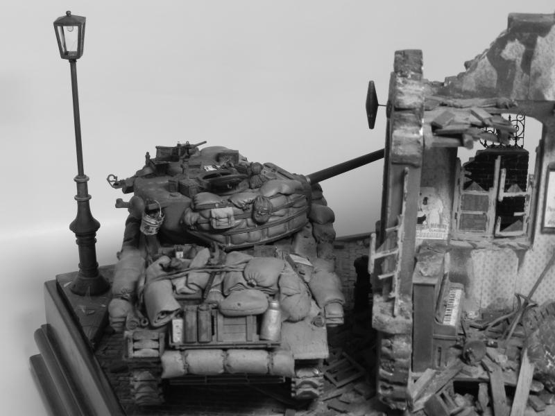 DECOR POUR MON DIORAMA  armée US Nord de la France 1944 - Page 2 1206090659071506389962339