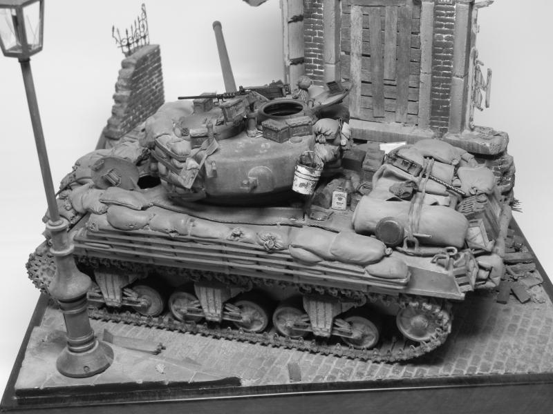 DECOR POUR MON DIORAMA  armée US Nord de la France 1944 - Page 2 1206090701041506389962346