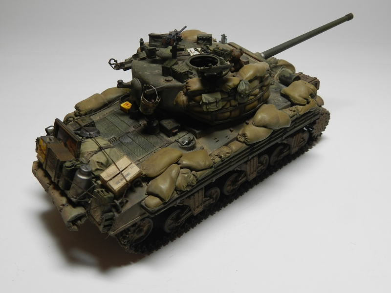 SHERMAN M4A3 (76)W 3 ARMORED DIVISION  ( 2 ÈME VERSION) 1206120722541506389976313