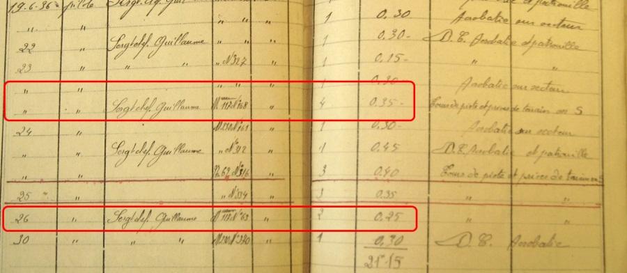 Mureaux 117 à Etampes en juillet 1936 1206130937161476839978073