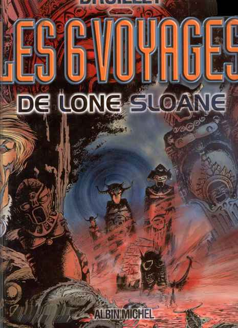 Lone Sloane[CBR] [Liens Direct]