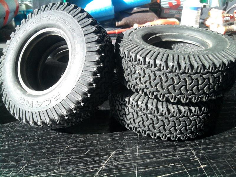 [Losi Mini Rock Crawler] Toyota Hilux, ponts Losi Mini Rock Crawler 120616070817228119991266