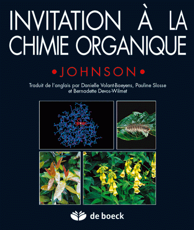 [Multi]  INVITATION A LA CHIMIE ORGANIQUE