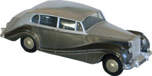 Rolls-Royce Silver Wraith Replicars BV.