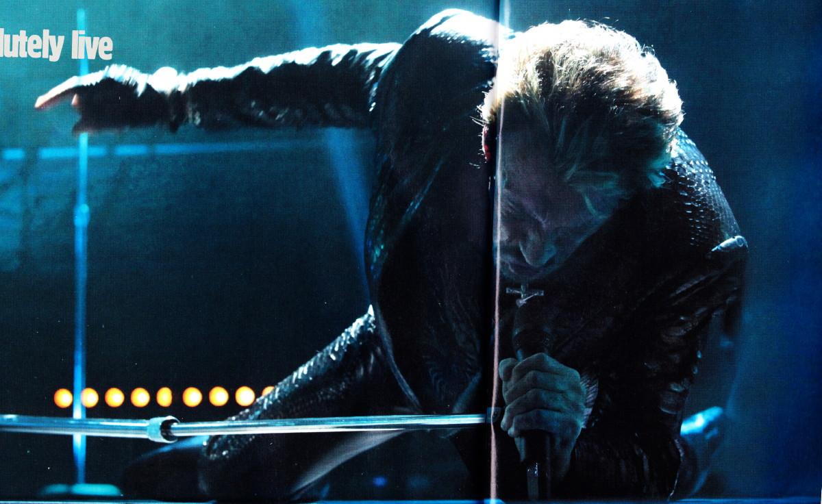 """Le """"TOUR 2012"""" par JEAN-WILLIAM THOURY dans """"ROCK&FOLK"""" (juillet 2012) 1206180727431423619999588"""
