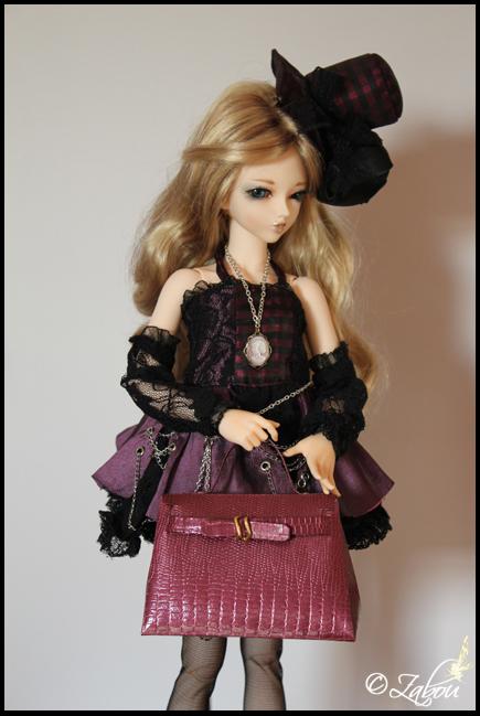 [Tuto] Sacs pour BJD : Hermès p1 - Gucci p2 (news 4/10) 120618121436954059996508