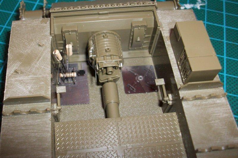 1/35 M10 DUCKBILL Gun motor carriage de chez ACADEMY - Page 2 1206181028361410669997121