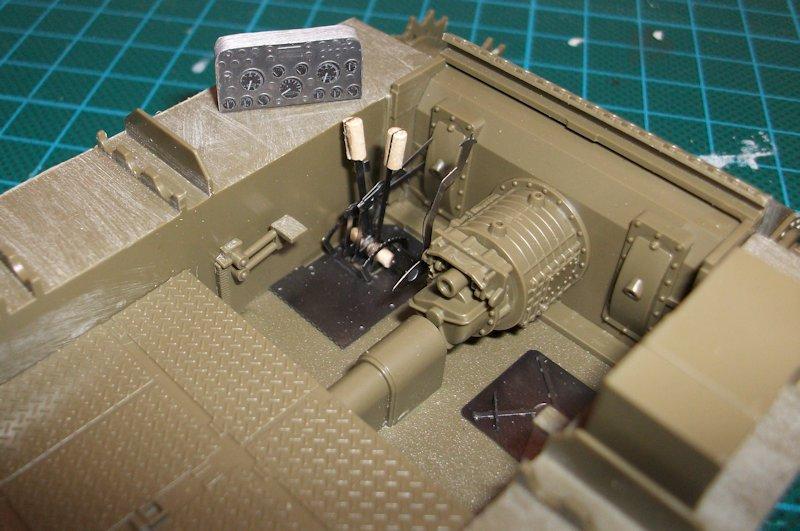 1/35 M10 DUCKBILL Gun motor carriage de chez ACADEMY - Page 2 1206181028361410669997122