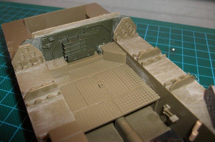 1/35 M10 DUCKBILL Gun motor carriage de chez ACADEMY - Page 2 1206181028361410669997123