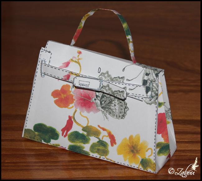 modèle couture sac a main